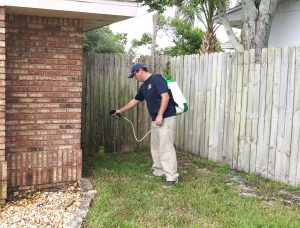 DeBary Pest Control Justin