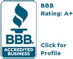 DeBary Pest Control BBB Seal